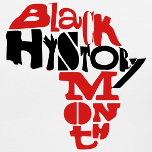 Black History Month 2 - Women's V-Neck T-Shirt