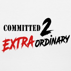 Committed 2 Extraordinary - Women's V-Neck T-Shirt