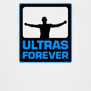 Ultras Forever - Women's V-Neck T-Shirt
