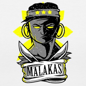 Si Malakas. Filipino Strength and Power - Women's V-Neck T-Shirt