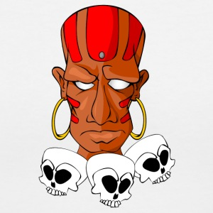 Dhalsim - Women's V-Neck T-Shirt