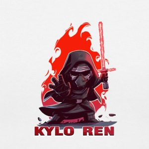 kylo ren - Women's V-Neck T-Shirt
