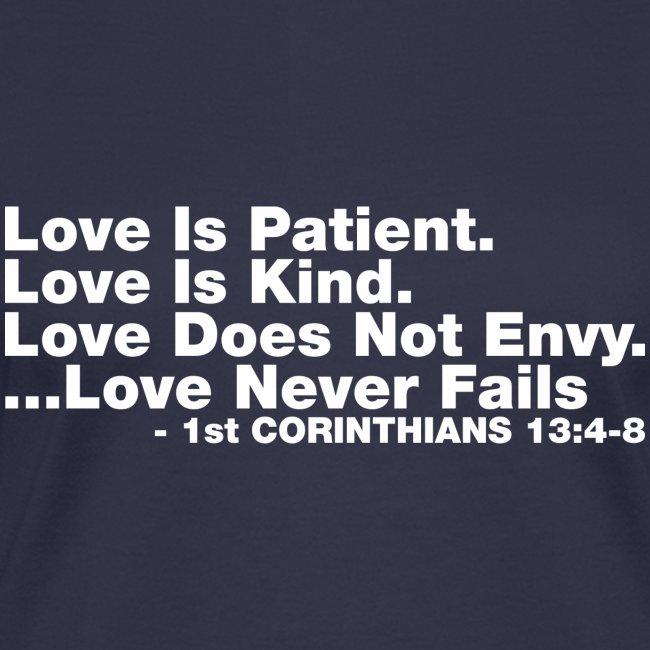 Love Bible Verse