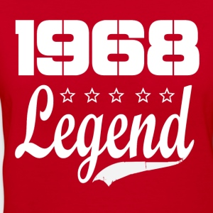 68 Legend - Women's V-Neck T-Shirt