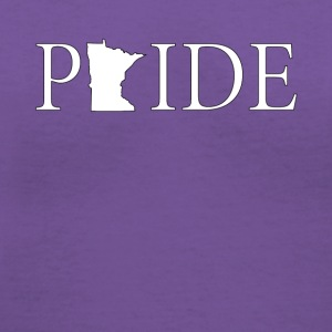 Minnesota Pride - Women's V-Neck T-Shirt