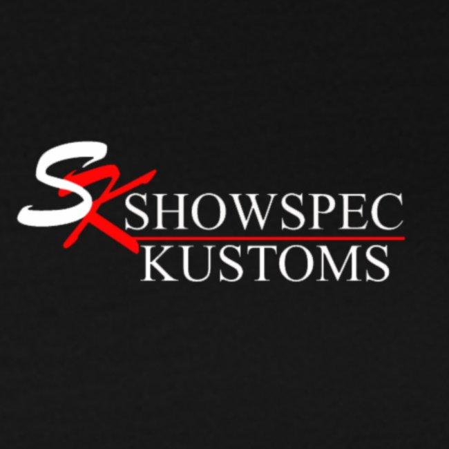 SHOWSPEC KUSTOMS MENS V-NECK T-SHIRT