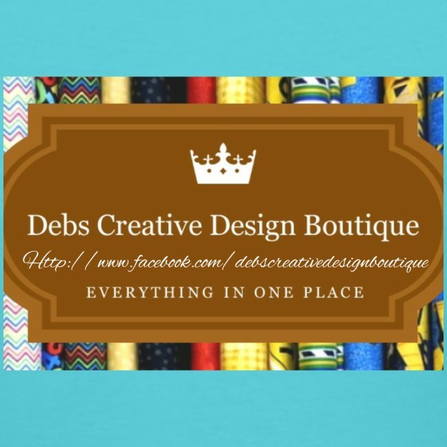 Debs Creative Design Boutique with site