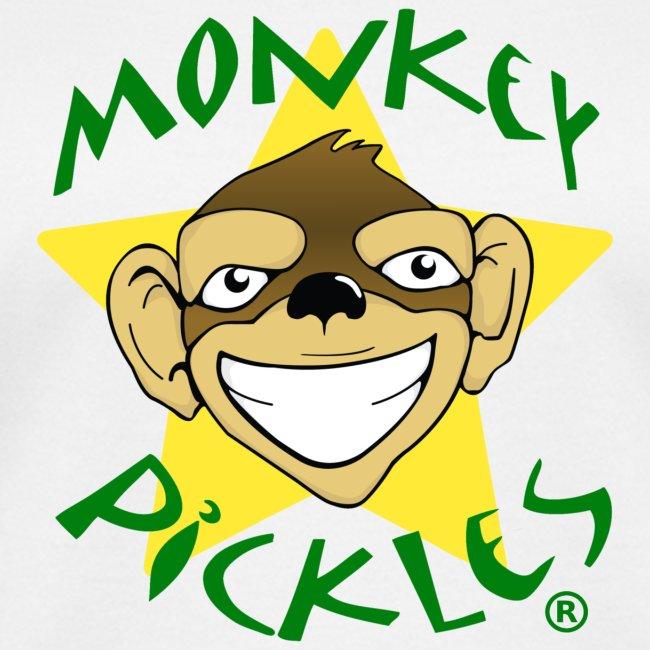 Monkey Pickles Logo Hoody
