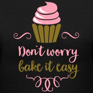 baking - Women's V-Neck T-Shirt