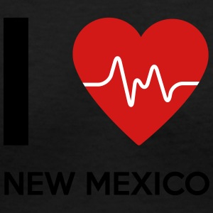 I Love New Mexico - Women's V-Neck T-Shirt