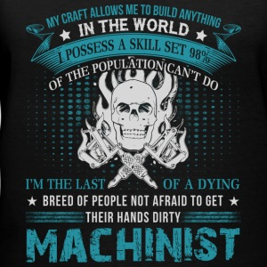 Machinist T Shirt - Women's V-Neck T-Shirt