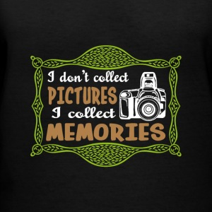 Photography quote T-shirt design - Women's V-Neck T-Shirt