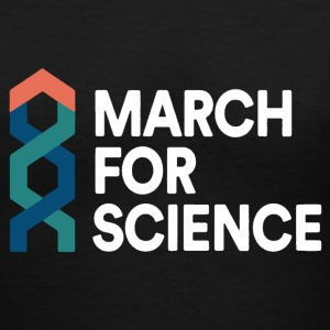 March For Science Tee Shirt - Women's V-Neck T-Shirt