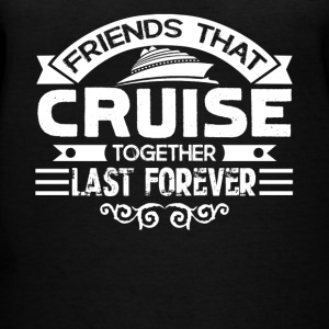 Friends Cruise Together Shirts - Women's V-Neck T-Shirt