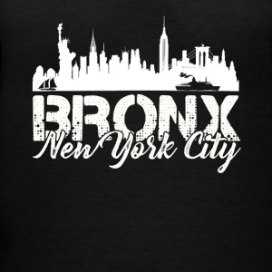 Bronx New York City Shirt - Women's V-Neck T-Shirt
