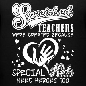 Special Ed Teachers Shirt - Women's V-Neck T-Shirt