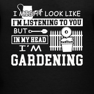 Gardening Tee Shirt - Women's V-Neck T-Shirt