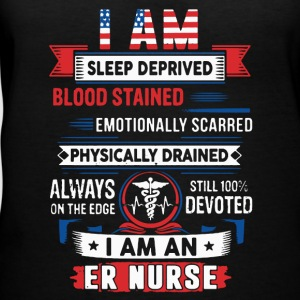ER Nurse Tee Shirt - Women's V-Neck T-Shirt
