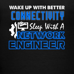 Network Engineer Shirt - Women's V-Neck T-Shirt