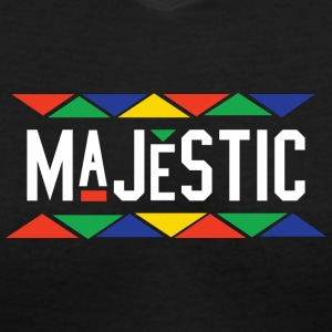 Majestic - Women's V-Neck T-Shirt