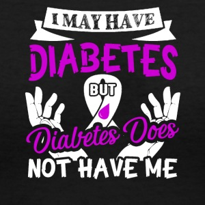 Diabetes Awareness T Shirts - Women's V-Neck T-Shirt