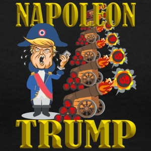 TRUMPNAPOLEON - Women's V-Neck T-Shirt