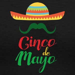 cinco de mayo holiday - Women's V-Neck T-Shirt