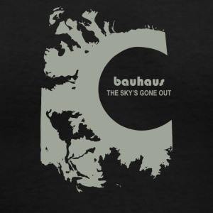 Bauhaus The Sky s Gone Out - Women's V-Neck T-Shirt