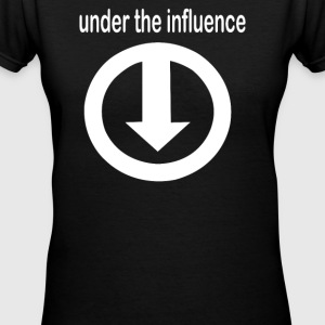 the Influence - Women's V-Neck T-Shirt
