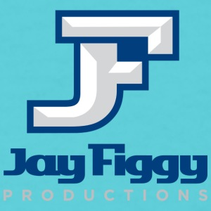 JayFiggyProductions - Women's V-Neck T-Shirt