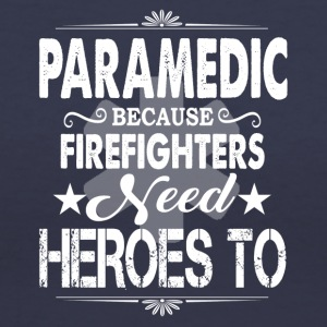 Paramedic Tee Shirt - Women's V-Neck T-Shirt