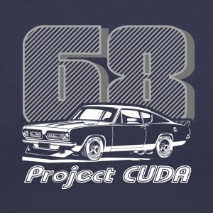 68 Project CUDA - Women's V-Neck T-Shirt