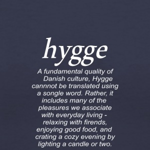 Hygge - Women's V-Neck T-Shirt