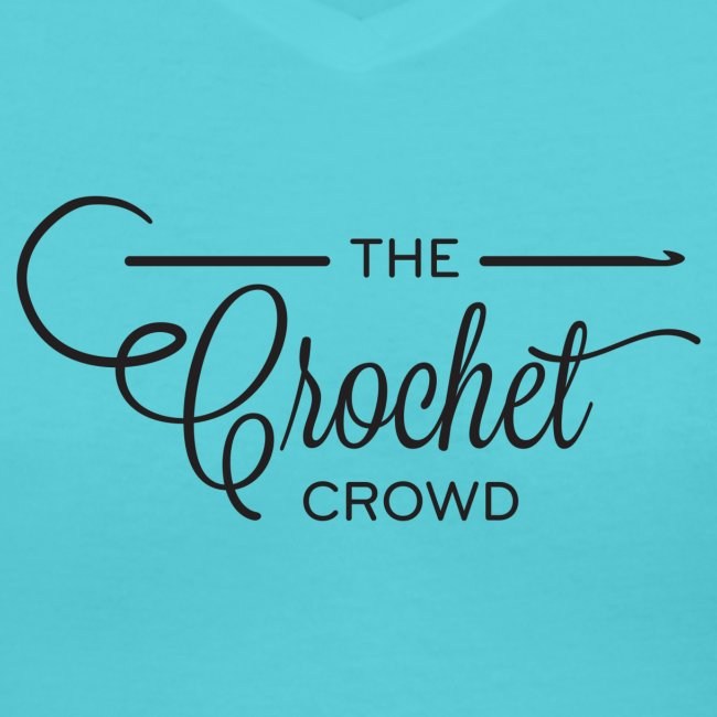 The Crochet Crowd Logo BL