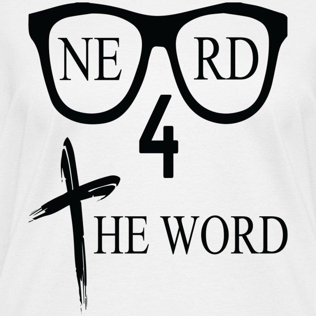 Nerd 4 The Word Design png