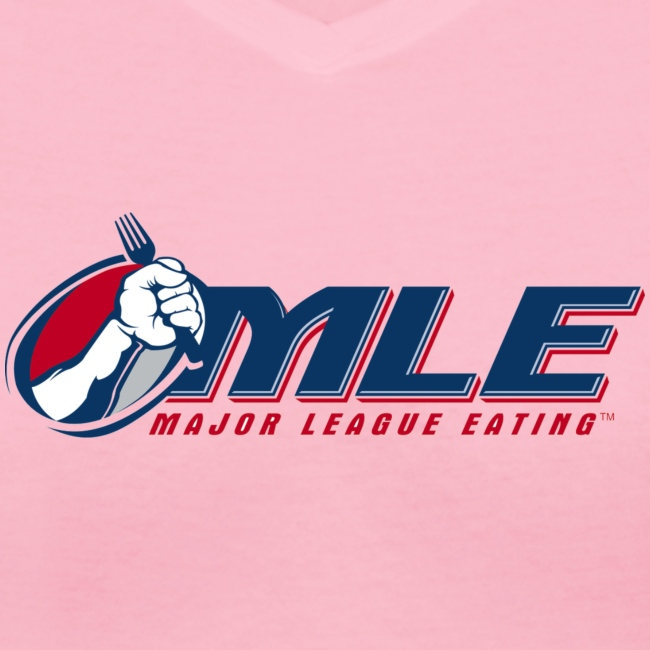 Major League Eating Logo