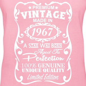 1967 - Women's V-Neck T-Shirt