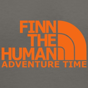 FINN the Human - Women's V-Neck T-Shirt