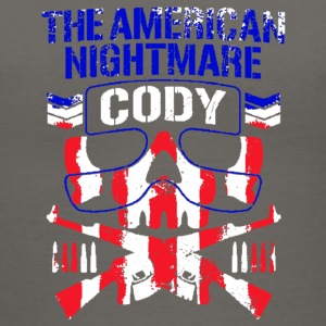 The American Nightmare - Women's V-Neck T-Shirt