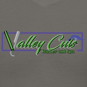 The Valley Cuts Collection - Women's V-Neck T-Shirt