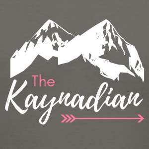 The Kaynadian - Women's V-Neck T-Shirt