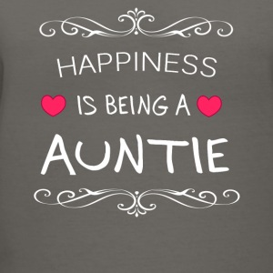 Happiness Is Being a AUNTIE - Women's V-Neck T-Shirt