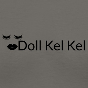Doll Kel Kel - Women's V-Neck T-Shirt