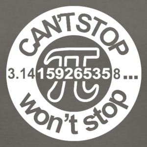 Can t Stop Won t Stop - Women's V-Neck T-Shirt