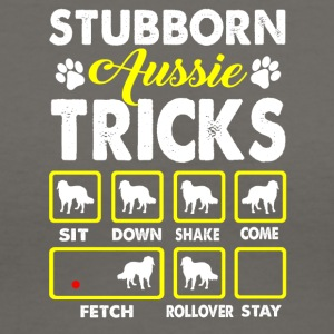 Australian Shepherd Tee Shirt - Women's V-Neck T-Shirt