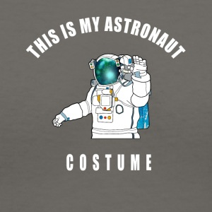 costume astronaut sci-fi space - Women's V-Neck T-Shirt