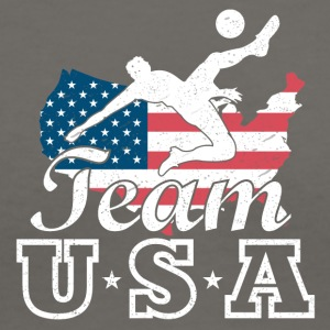 Team USA Soccer - Women's V-Neck T-Shirt