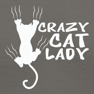 Crazy Cat Lady - Women's V-Neck T-Shirt