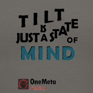 Tilt Is Just A State Of Mind - Women's V-Neck T-Shirt
