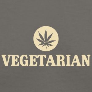Vegetarian - Women's V-Neck T-Shirt